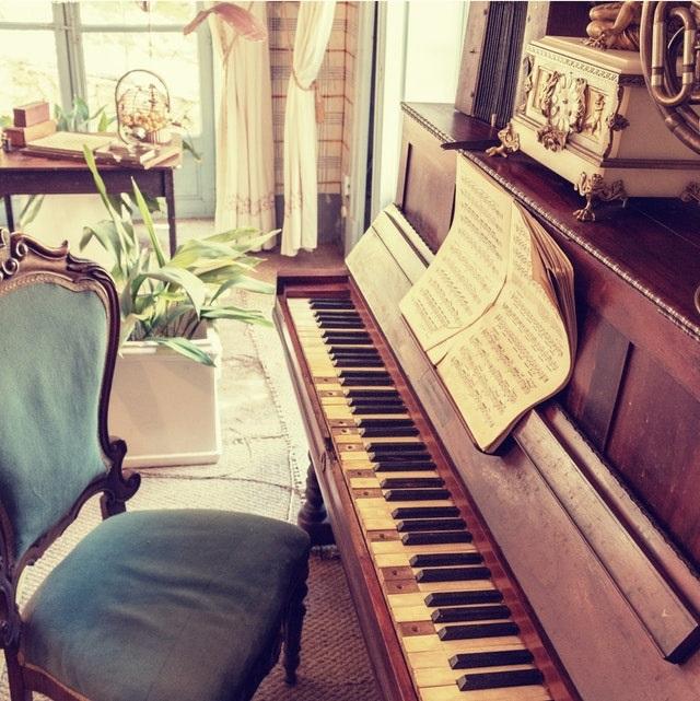 Den hurtige klaverflytning