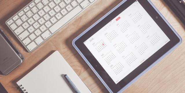 Få styr på flytningen med en kalender