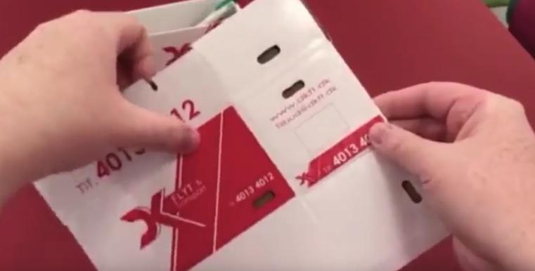 Sådan folder du dine flyttekasser