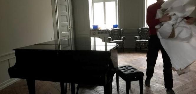 Hav altid professionelle flyttefolk når det drejer sig om klaver og flygel
